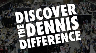 dennis difference logo