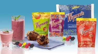 variety bags of jasper wymans products