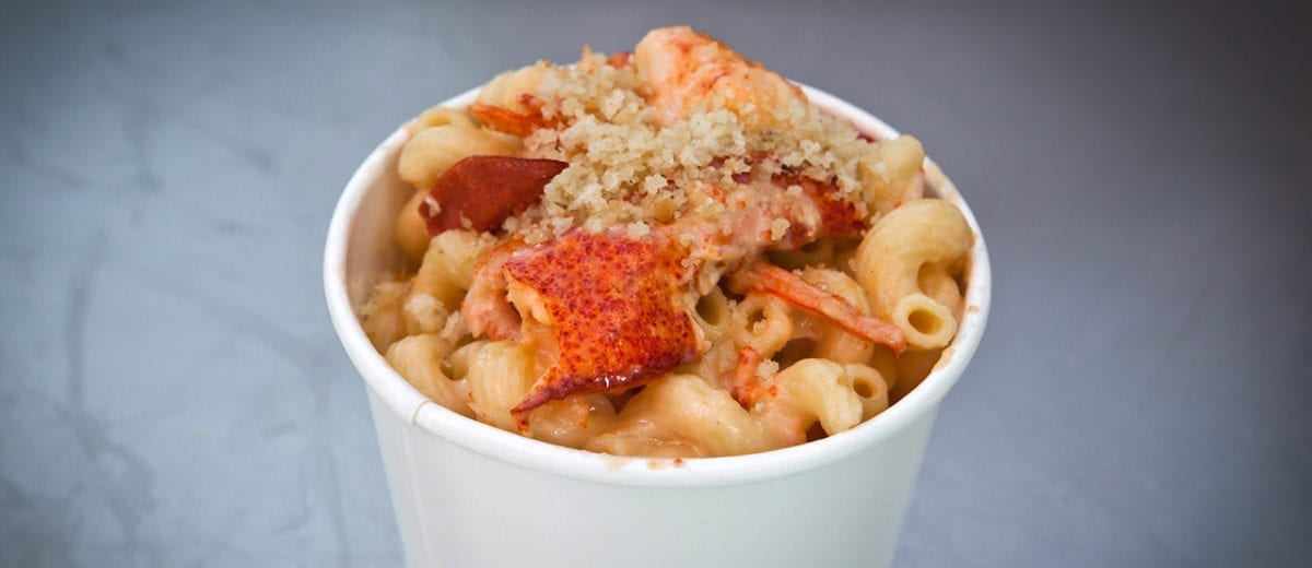 Lobster Mac & Cheese by Patrick Fahrner Photography