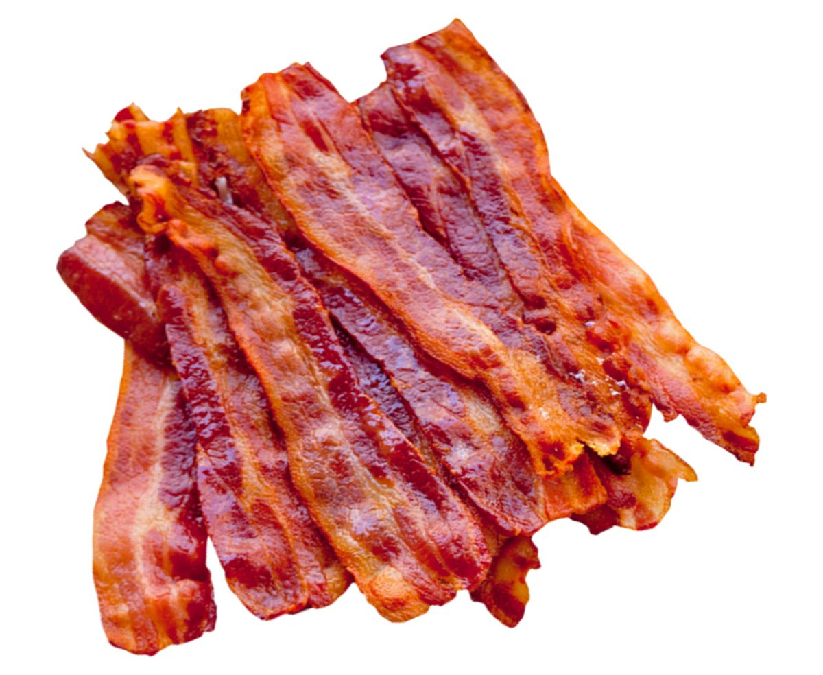 cooked keto foodservice bacon