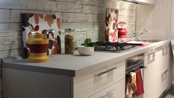 Solid Surface Countertop in kitchen Hammond Lumber Company