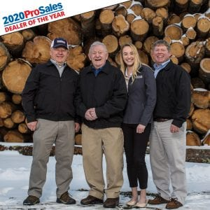 4th Generation Hammond Family Photo for ProSales Magazine