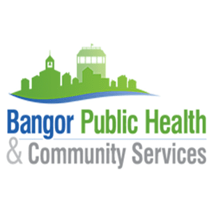 bangor public health and community services logo