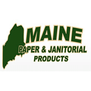 maine paper and janitorial products logo