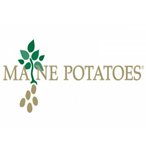 maine potatoes logo