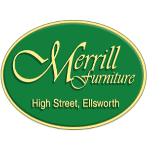 merrill furniture high street, ellsworth logo