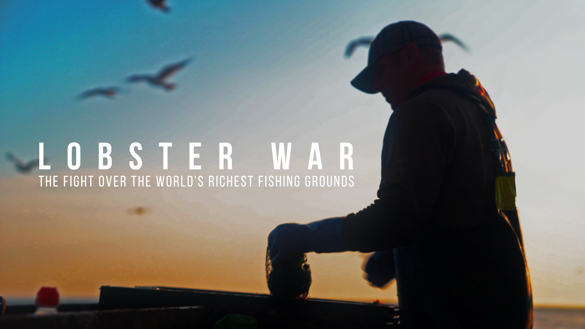 lobster war: the fight over the world's richest fishing grounds header