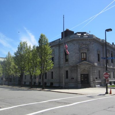Gignoux Courthouse