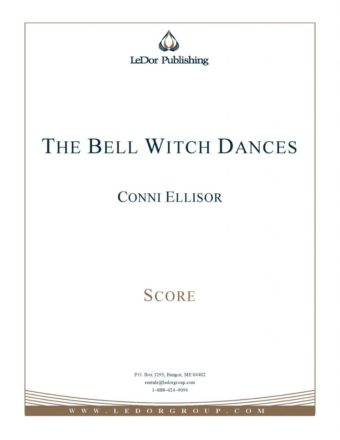 the bell witch dances score cover