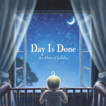 day is done an album of lullabies cover