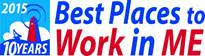 Best Places to Work in Maine logo